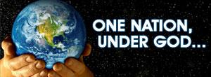 One Nation, Under God…