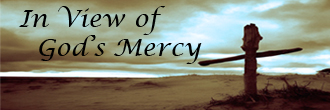 In View of God's Mercy
