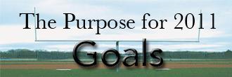 Goals, Part 1