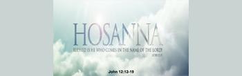 The Glorification of Jesus